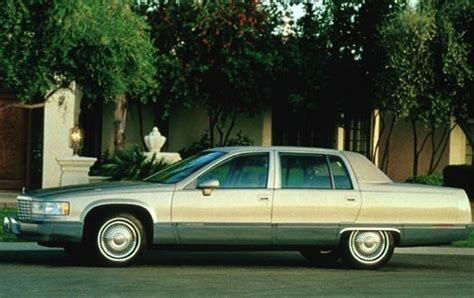 cadillac fleetwood pricing  sale edmunds