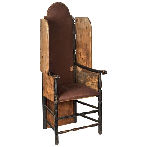 Early American Chair early american primitive chair at 1stdibs