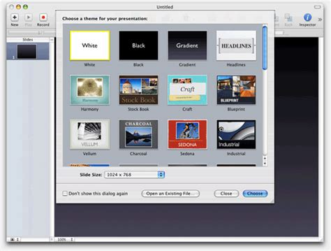 changing themes in keynote apple goes to the office a review of iwork 08 ars technica