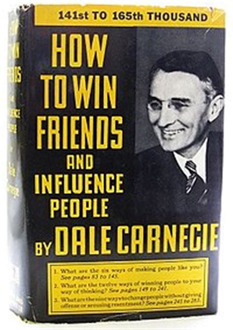 how to win friends influence books irvine author oh look i a