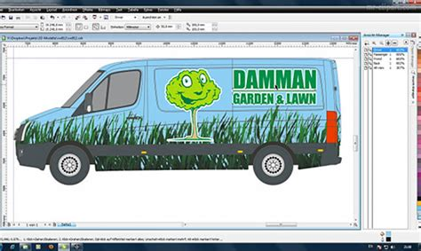 Mr Clipart Vehicle Wrap Templates Photoshop
