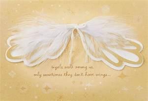 you re an angel mom birthday card greeting cards hallmark