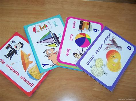 flash cards flash card china manufacturer board card toys