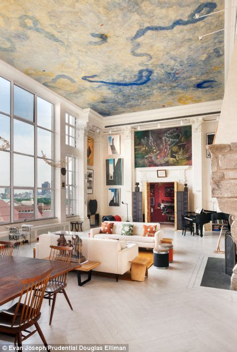 the color house nyc beautiful 20million new york apartment boasts 24ft high