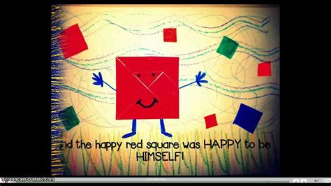 the happy square tangram story