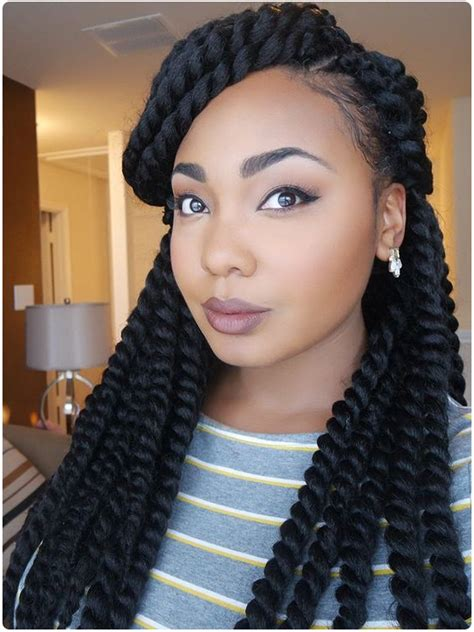 what type of hair to do crochet braids 6 stunning ways how to crochet braid hair omg lace