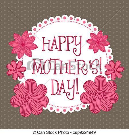 s day mp4 free 幸せ mothers 日 かわいい 背景 ベクトル csp9224949のepsベクター