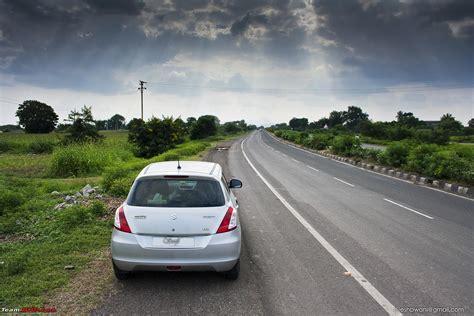 indian car on road mumbai nasik highway team bhp