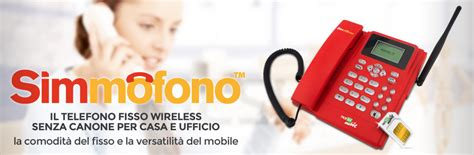 a casa senza rete fissa noitel mobile lancia il simmofono il telefono di casa