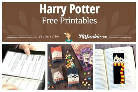 7 harry potter craft ideas printables 29 harry potter crafts activities easy tip junkie