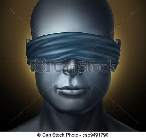 imagenes ojos vendados stock de imagenes de con los ojos vendados concepto