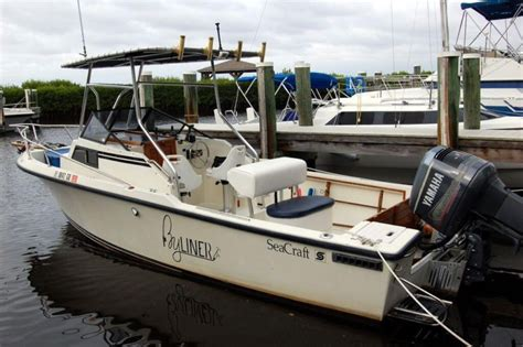 center console boats under 20k seacraft 23 boats for sale