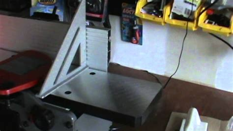 porter cable bench jointer product review porter cable bench top jointer youtube