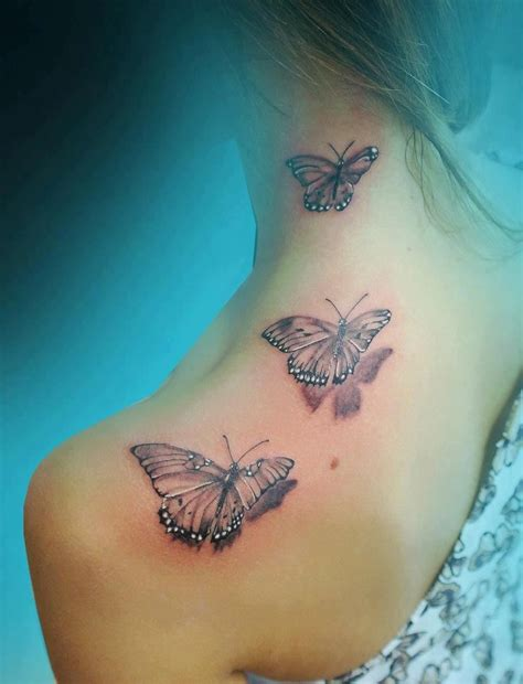 Tattoo 3d Facebook | butterfly tattoo designs symbolism and the meaning of the