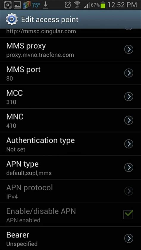 talk apn settings android gnote2 talk apn settings android forums at androidcentral