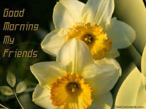 good morning my friends   desicomments