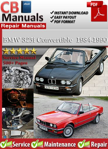 service manual books about how cars work 1990 mercury grand marquis electronic throttle control bmw 325i convertible 1984 1990 service repair manual ebooks automotive
