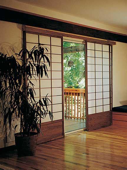 Covering Patio Doors by Cherry Tree Design Specializes In Patio Door Coverings