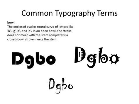 typography terminology 25 brilliant typography tutorials for your next design