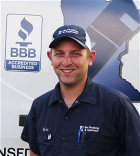 Eric Brown Plumbing by Meet Our Team Mn Plumbing Appliance Installation