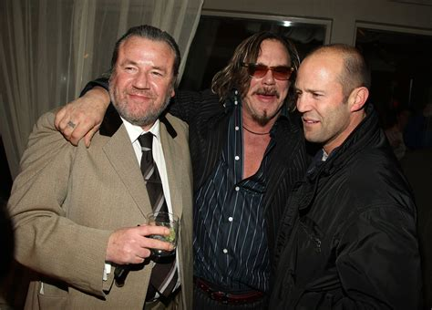 film jason statham mickey rourke ray winstone and mickey rourke photos photos zimbio