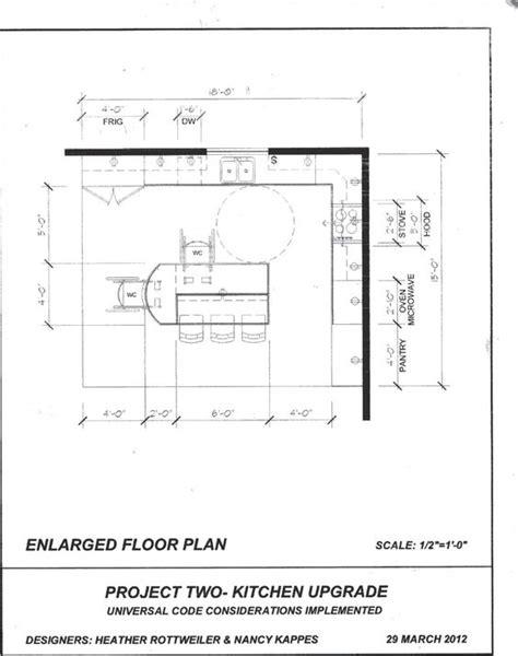 efficient kitchen floor plans efficient kitchen floor plans great energy efficient