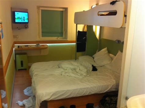 Bunk Beds Manchester Standard Room With Bunk Bed Picture Of Ibis Budget Manchester Salford Quays Salford