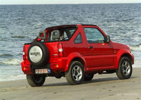 Suzuki Jimny Convertible Review Suzuki Jimny Cabriolet 2005 2006 2007 2008 2009