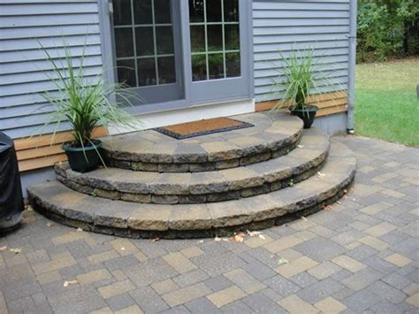 excellent patio step design ideas patio design 50