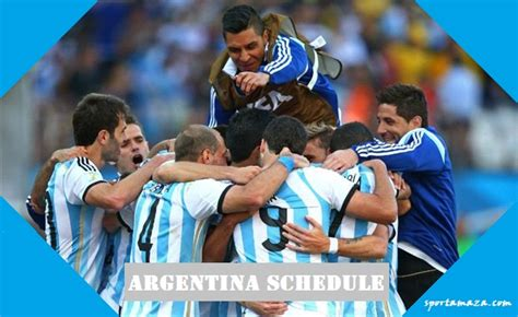 argentina today match result argentina upcoming matches schedule previous result 2017