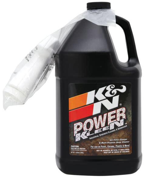 Kn Power Kleen Pembersih Air Filter k n 99 0635 power kleen air filter cleaner 1 gal filter cleaning kits and accessories