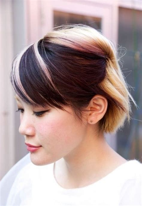 hairstyles and color for short hair most popular asian hairstyles for short hair popular