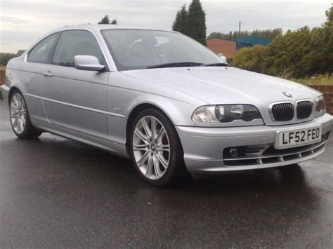 used bmw 3 series used bmw 3 series 2002 for sale uk autopazar