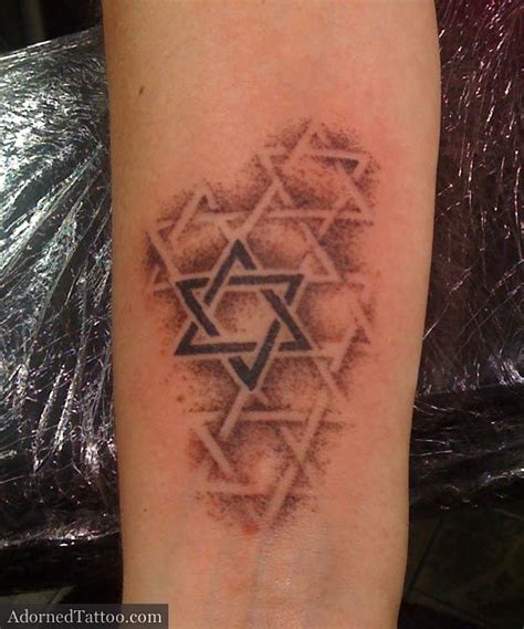 jewish star tattoo 313 best images about of davids on