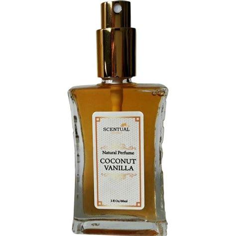 Fragrance Vanilla Eau De scentual aroma coconut vanilla eau de parfum reviews