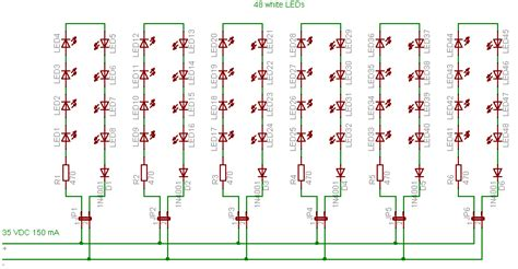 wiring diagram for string of christmas lights electrical wiring led wiring diagram for light 92 diagrams electrical 120 led wiring