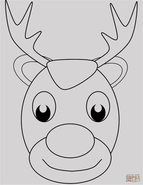 imagenes de navidad para dibujar en fomi dibujos para colorear navidad animales papa noel 2 cortar