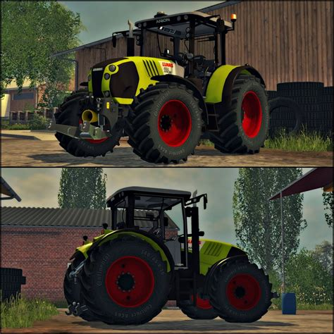 CLAAS ARION 650 V2