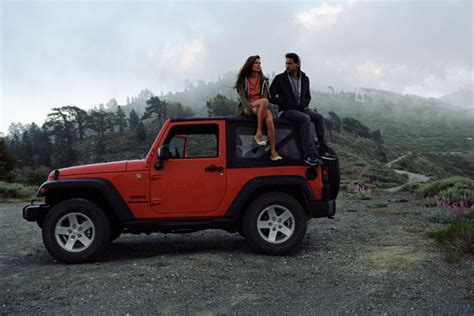 Bts Shooting Lifestyle Photos For Jeep On 35mm