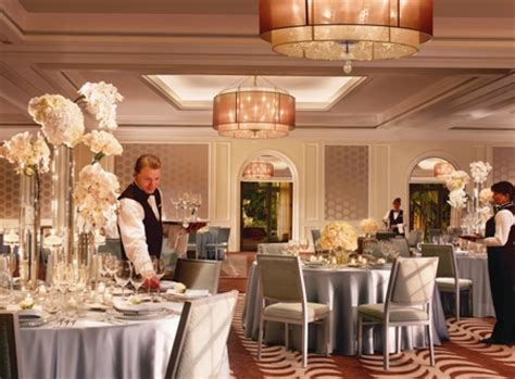 career prospects of a banquet server