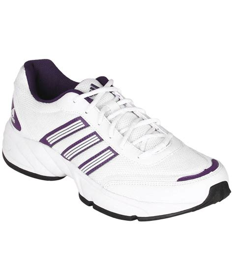 adidas alcor white running shoes price in india buy