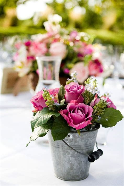 table centerpiece flowers 35 diy wedding centerpieces table decorating ideas