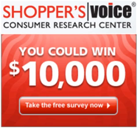 Mastercard Sweepstakes 2015 - shopper s voice win 10 000 00 check or 500 00 visa or masterca