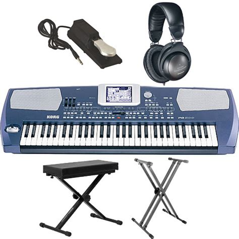Keyboard Korg Pa 500 korg pa500 value bundle b h photo