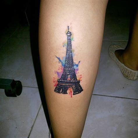 eiffel tower tattoos image result for eiffel tower watercolor