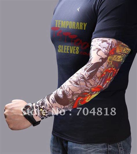 cheap tribal tattoos high quality 2012 sleeve temporary tribal