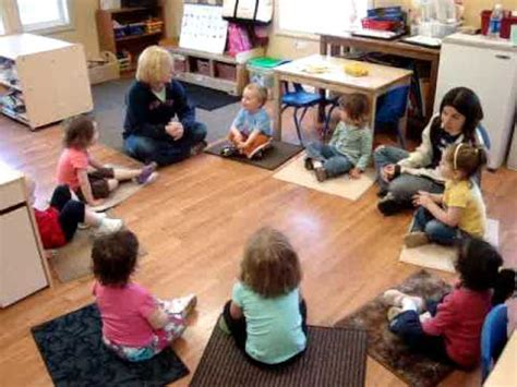 kindergarten activities youtube our morning circle youtube