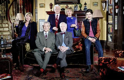 how to a vicious exclusive look at the second series of vicious coming soon to itv