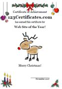 christmas certificate templates new calendar template site