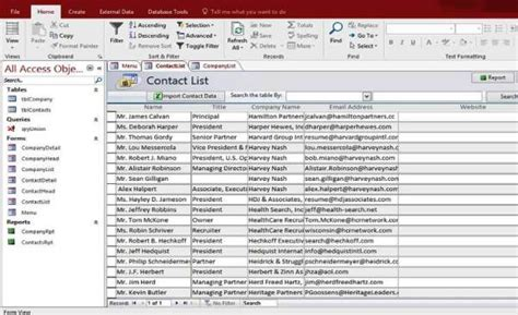 Microsoft Access Templates 2013 by Ms Access Templates 2013 Commonpence Co